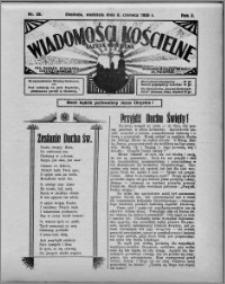 Wiadomości Kościelne : (gazeta kościelna) : dla parafij dekanatu chełmżyńskiego 1930, R. 2, nr 23