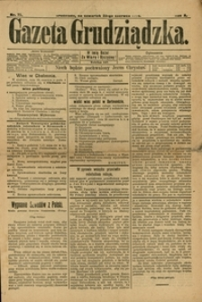 Gazeta Grudziądzka 1904.06.23 R.10 nr 75