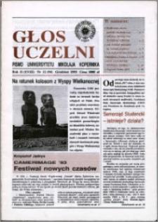 Głos Uczelni : pismo Uniwersytetu Mikołaja Kopernika R. 2=18 nr 12 (1993)