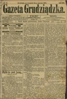 Gazeta Grudziądzka 1907.01.31 R.14 nr 14