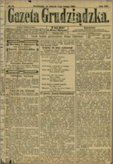 Gazeta Grudziądzka 1907.02.05 R.14 nr 16