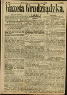 Gazeta Grudziądzka 1907.02.21 R.14 nr 23