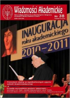 Wiadomości Akademickie 2010 nr 38