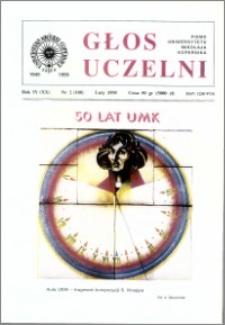 Głos Uczelni : pismo Uniwersytetu Mikołaja Kopernika R. 4=20 nr 2 (1995)