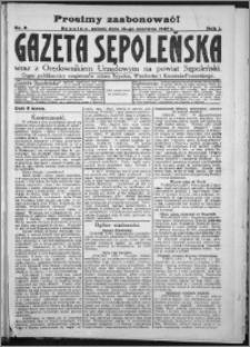 Gazeta Sępoleńska 1927, R. 1, nr 2