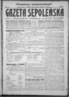 Gazeta Sępoleńska 1927, R. 1, nr 3