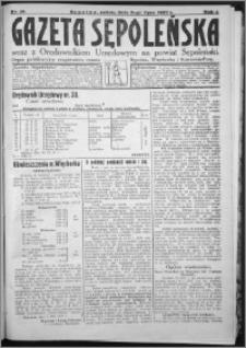 Gazeta Sępoleńska 1927, R. 1, nr 10