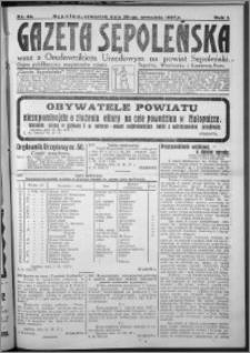 Gazeta Sępoleńska 1927, R. 1, nr 44