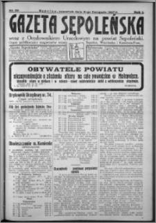 Gazeta Sępoleńska 1927, R. 1, nr 59