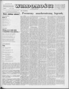 Wiadomości, R. 22 nr 23 (1105), 1967