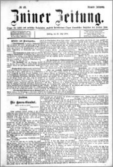 Zniner Zeitung 1896.05.29 R.9 nr 42