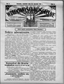 Wiadomości Kościelne : (gazeta kościelna) : dla parafij dekanatu chełmżyńskiego 1931, R. 3, nr 4