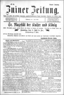 Zniner Zeitung 1896.07.01 R.9 nr 51