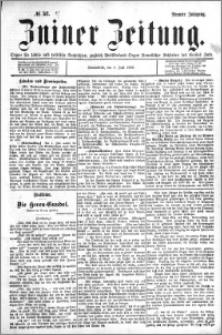 Zniner Zeitung 1896.07.04 R.9 nr 52