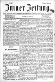 Zniner Zeitung 1896.07.08 R.9 nr 53