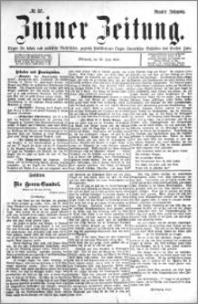 Zniner Zeitung 1896.07.22 R.9 nr 57