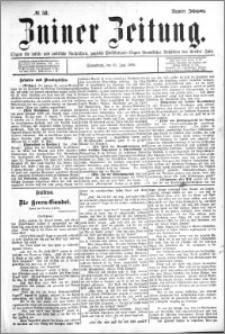 Zniner Zeitung 1896.07.25 R.9 nr 58