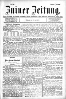 Zniner Zeitung 1896.07.29 R.9 nr 59