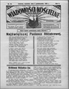 Wiadomości Kościelne : (gazeta kościelna) : dla parafij dekanatu chełmżyńskiego 1931, R. 3, nr 40