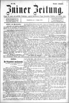 Zniner Zeitung 1896.10.03 R.9 nr 78