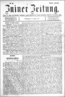Zniner Zeitung 1896.10.14 R.9 nr 81