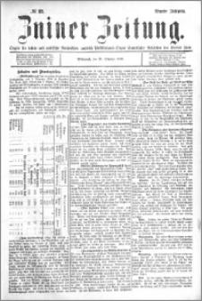 Zniner Zeitung 1896.10.21 R.9 nr 83