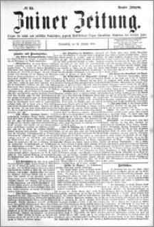 Zniner Zeitung 1896.10.24 R.9 nr 84