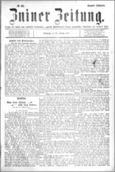 Zniner Zeitung 1896.10.28 R.9 nr 85