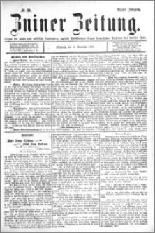 Zniner Zeitung 1896.11.11 R.9 nr 89