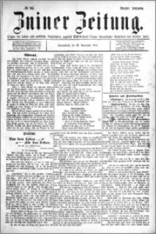 Zniner Zeitung 1896.11.28 R.9 nr 94