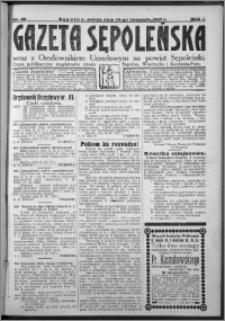 Gazeta Sępoleńska 1927, R. 1, nr 66