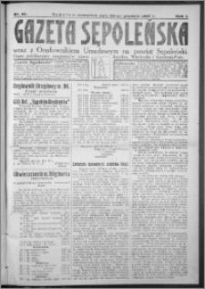Gazeta Sępoleńska 1927, R. 1, nr 80