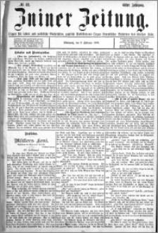 Zniner Zeitung 1898.02.09 R.11 nr 12