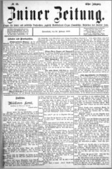 Zniner Zeitung 1898.02.12 R.11 nr 13