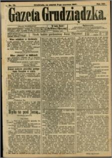 Gazeta Grudziądzka 1907.06.11 R.14 nr 70 R.14