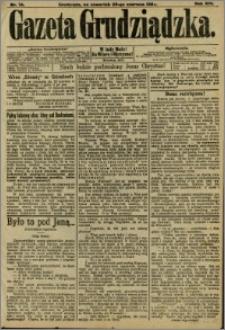 Gazeta Grudziądzka 1907.06.20 R.14 nr 74