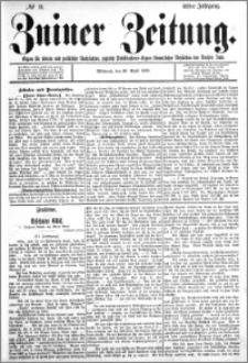Zniner Zeitung 1898.04.20 R.11 nr 31