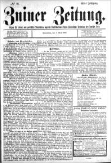 Zniner Zeitung 1898.05.07 R.11 nr 36