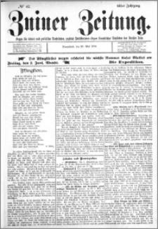 Zniner Zeitung 1898.05.28 R.11 nr 42