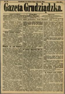 Gazeta Grudziądzka 1907.06.25 R. nr 7614