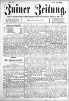 Zniner Zeitung 1898.11.23 R.11 nr 92