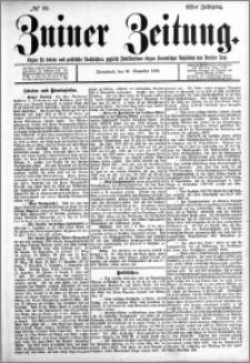Zniner Zeitung 1898.11.26 R.11 nr 93