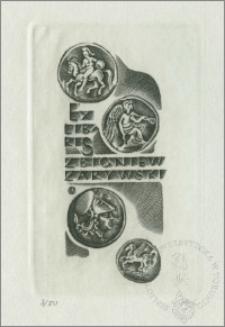 Ekslibris Zbigniewa Zarywskiego III