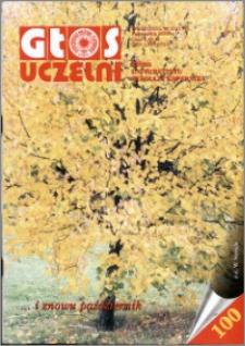 Głos Uczelni : pismo Uniwersytetu Mikołaja Kopernika R. 9=25 nr 10 (2000)