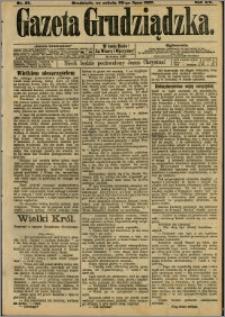 Gazeta Grudziądzka 1907.07.20 R.14 nr 87 + dodatek