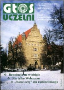 Głos Uczelni : pismo Uniwersytetu Mikołaja Kopernika R. 12=28 nr 2 (2003)