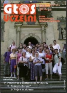 Głos Uczelni : pismo Uniwersytetu Mikołaja Kopernika R. 12=28 nr 9 (2003)