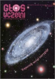 Głos Uczelni : pismo Uniwersytetu Mikołaja Kopernika R. 18=34 nr 2 (2009)