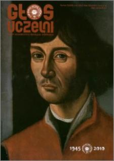 Głos Uczelni : pismo Uniwersytetu Mikołaja Kopernika R. 19=35 nr 2 (2010)