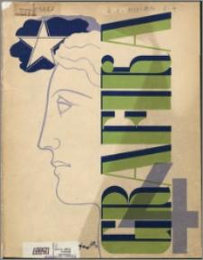 Grafika : organ Związku Polskich Artystów Grafików i Zrzeszenia Kierowników Zakładów Graficznych R. 3 z. 4 (1933)